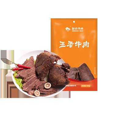 新nong牛rou225g(五香味)